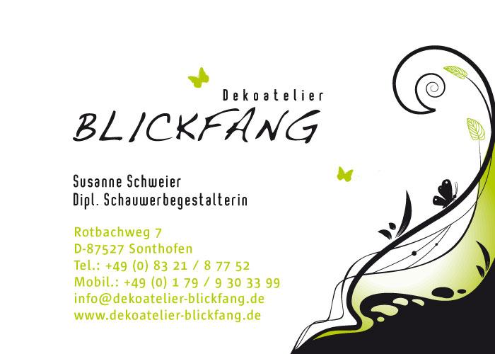 Dekoatelier Blickfang